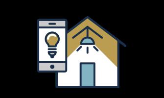 icon - Phone Home Control