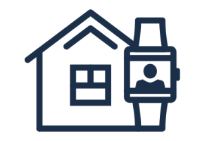 icon - House and Smartwatch